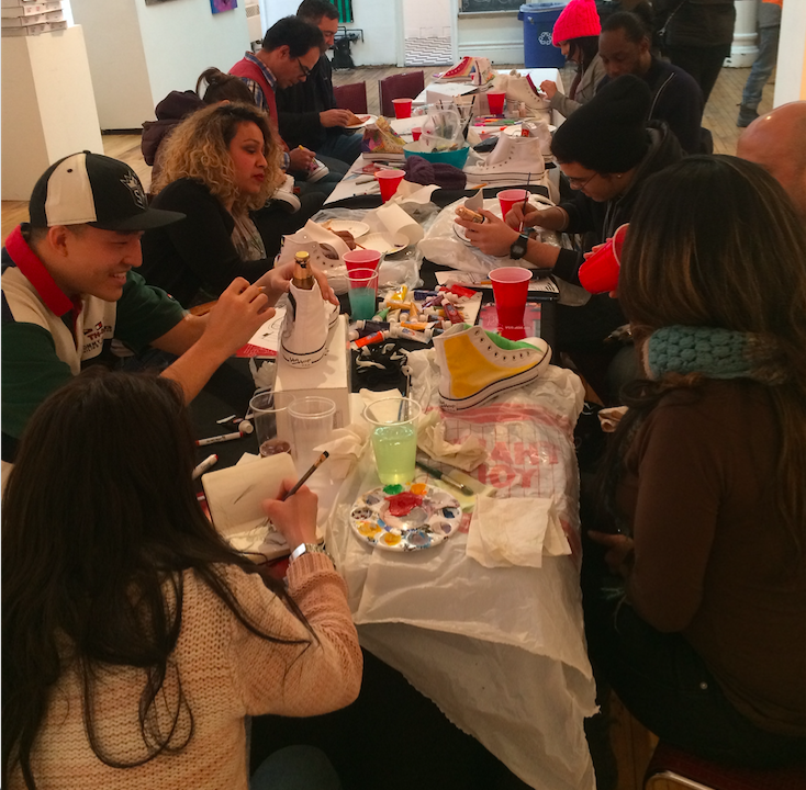 GAC Art Workshops