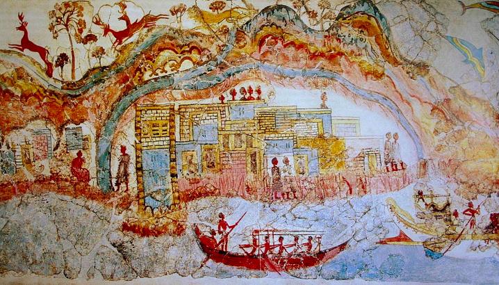 A JOURNEY THROUGH ANCIENT MINOAN ART AND CIVILIZATION