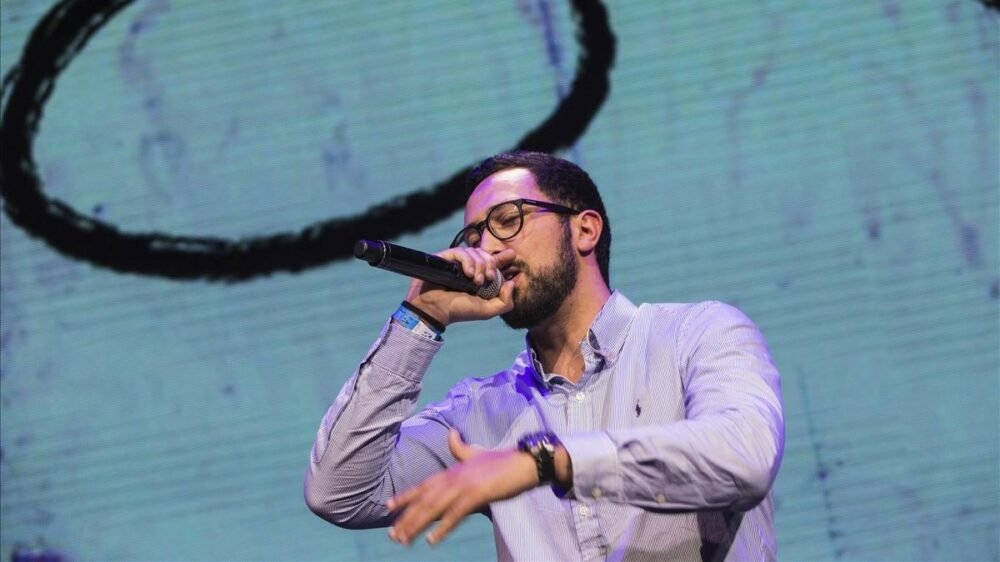 HIP HOP ARTIST IN SPAIN JAILED FOR POLITICAL 'INSULTS'