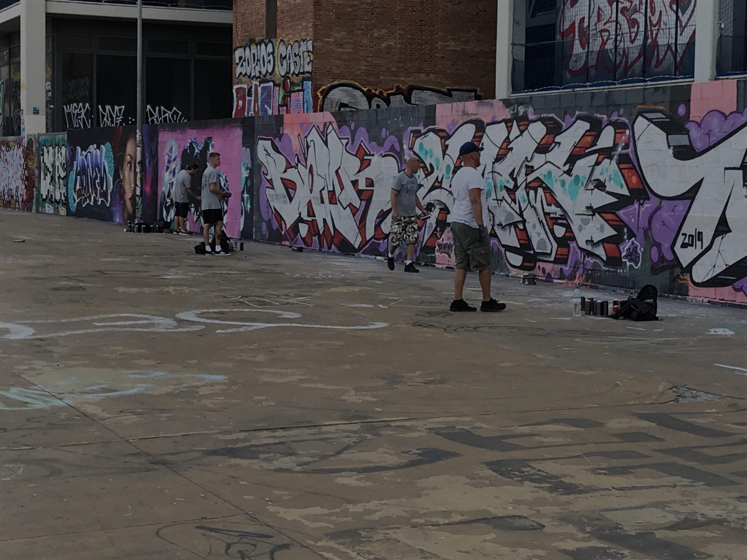 El Raval: Where Street Artists Play in Barcelona's Most Dangerous Neighborhood
