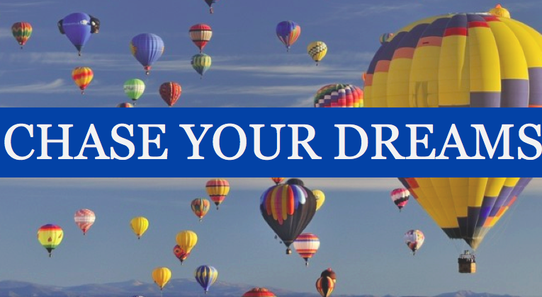 CHASE YOUR DREAMS – Quick Start Guides to Financial Education and Personal Development